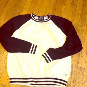 American Eagle Raglan Sweater XL
